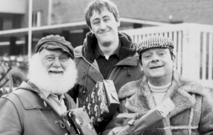 Fire breaks out at block of flats featured in Only Fools And Horses
