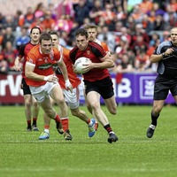 Niall Donnelly ruled out of Down's Ulster Championship clash with Armagh