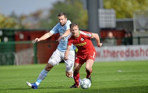 Cliftonville have to win North Belfast derby against Crusaders to keep Europa Cup chances alive