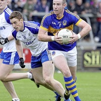 James Lavery not getting carried away by Maghery's fine start