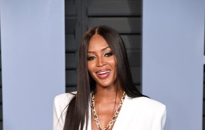 Naomi Campbell claims she had photo rejected because of 'skin colour'