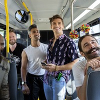 Queer Eye's Jonathan Van Ness wishes fellow Fab Fiver Tan France happy birthday