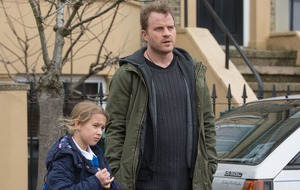Sean Slater returns after a decade away in new EastEnders pics