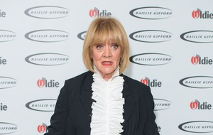Amanda Barrie 'lucky' to be alive after electric shock