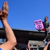 Extinction Rebellion movement here to stay, says Chris Packham