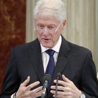 Former US president Bill Clinton condemns Lyra McKee's murder