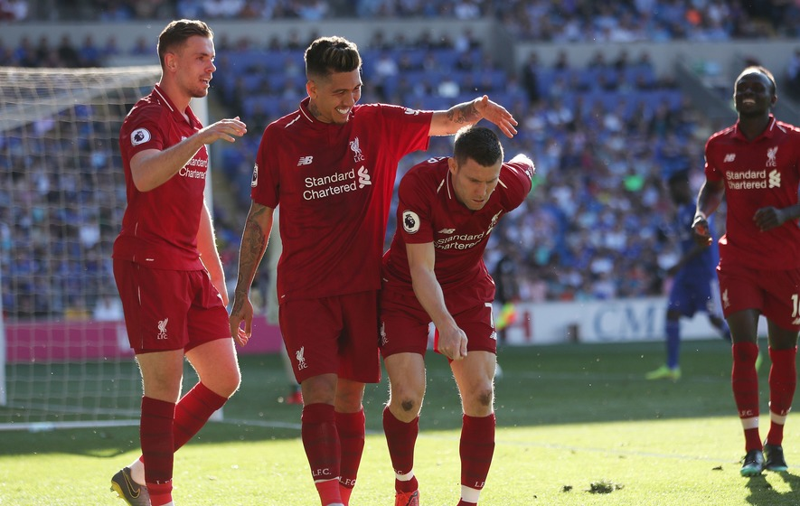 Van Dijk & Sterling lead PFA Player of the Year nominations