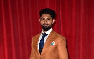 Coronation Street's Qasim Akhtar recovering after quad bike accident