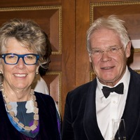 Prue Leith reveals plans to finally move into new home with husband
