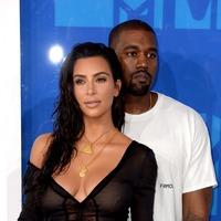 Kim Kardashian West joins Kanye on stage for Sunday Service at Coachella