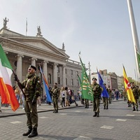Dublin parade by New IRA-linked group 'beneath contempt'