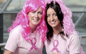 Think pink in preparation for Action Cancer's 10k bra walk
