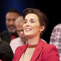 Vicky McClure: I want to find more ways of helping people to live well with dementia