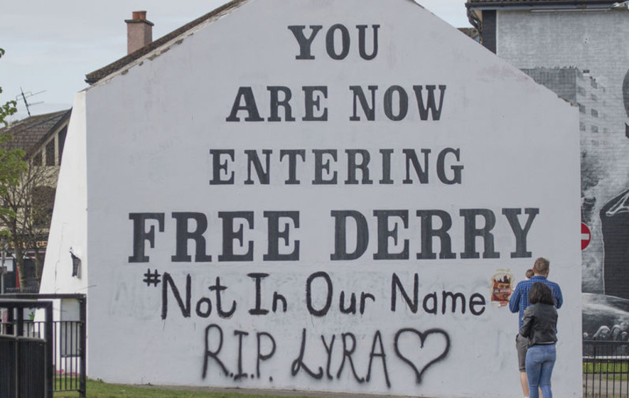 The New IRA Admits Killing Journalist Lyra McKee