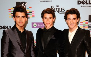 Newly reformed Jonas Brothers announce release date for fifth album