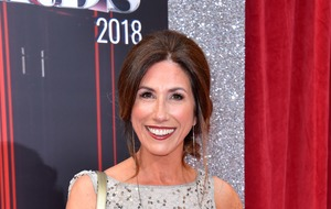 Emmerdale star Gaynor Faye gave herself whiplash for stunt scene