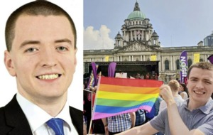 UUP candidate tells of 'nasty' remarks for being unionist and gay