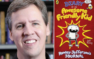 Diary Of A Wimpy Kid author Jeff Kinney: I like the small-town lifestyle