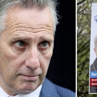 Ian Paisley silent on DUP's first openly gay election candidate