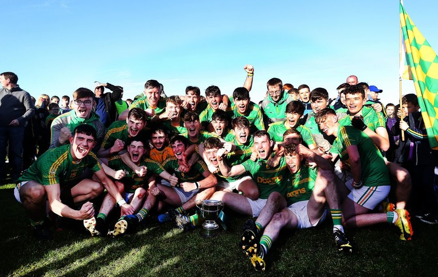 Antrim minor boss Collie McAllister frustrated by absence of Dunloy players on his panel