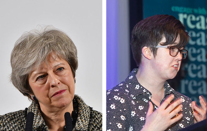 Theresa May and Leo Varadkar to attend the 'Celebration of Life' of Lyra McKee