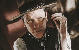 Kiefer Sutherland on how audiences' attitudes to his music surprised him