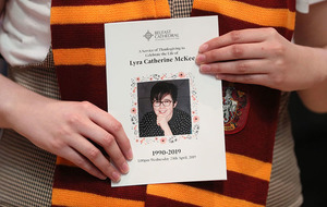 Crimestoppers charity offers reward of up to £10,000 for information on murder of Lyra McKee