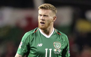 Derry footballer James McClean admits no insurance in driving case