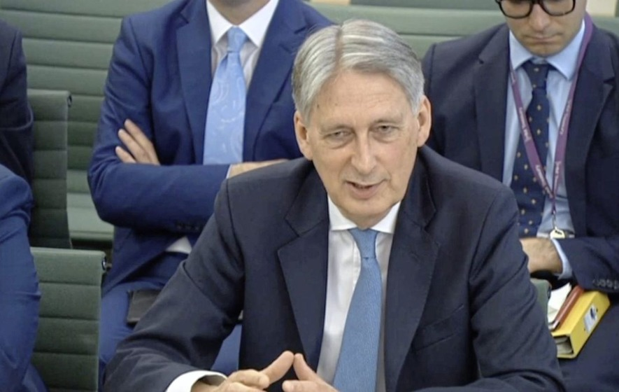 Hammond: Brexit deadlock could jeopardise three-year spending review