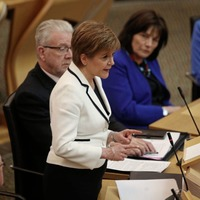 Scots should vote again on independence before 2021 elections, says First Minister Nicola Sturgeon