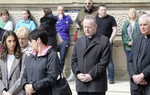 "Archbishop urges political leaders to take ""heroic"" steps following killing of Lyra McKee"