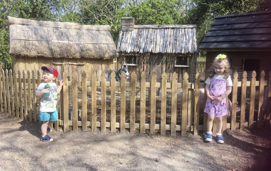 Marie Louise McConville: Newtownards farm offers a fantastic fairytale experience for children