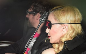 Madonna driven to record new album after getting 'a little depressed'