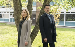 Joanne Froggatt and Ioan Gruffudd start filming second series of Liar