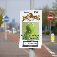 Patrick Murphy: Council elections a catwalk for sectarianism