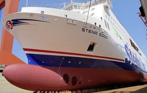 New Stena Line ship to begin Belfast service next year