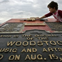 Ticket sales for Woodstock 50th anniversary event put on hold