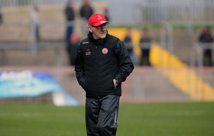 There is still joy in the GAA says Tyrone manager Mickey Harte