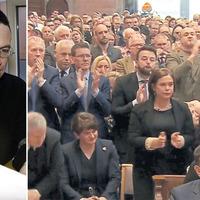 West Belfast priest Martin Magill describes 'overwhelming' response to Lyra McKee funeral appeal