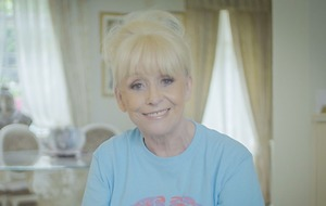 Barbara Windsor thanks public after dementia donations hit £100,000