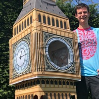 Big Ben runner hopes to make good time in London Marathon record attempt
