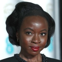 Marvel star Danai Gurira says US is land of 'access and excess'