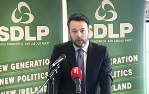 SDLP manifesto highlights poverty and lack of opportunity