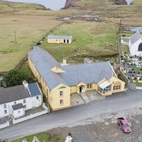 Hotel on Ireland's most remote inhabited island for sale