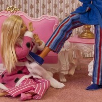 Gallery moves Barbie exhibit on violence against women following complaints