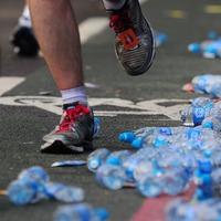 Seaweed hydration capsules part of marathon efforts to kick the bottle