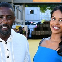 Idris Elba's new wife Sabrina Dhowre says wedding 'best day of my life'