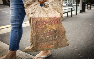 Biodegradable bags 'still capable of carrying shopping three years on'