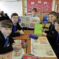 Young News Readers' School Report Top of the Class