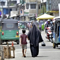 Sri Lankan government bans face coverings concealing people's identities in the wake of Easter Sunday terror attacks